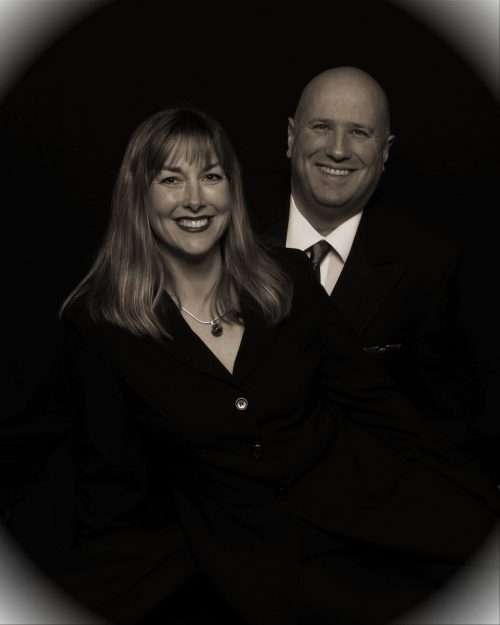 Dan and Tracey Bartie